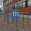 Barras dominadas - Lahti - Lahden lyseo calisthenics