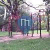 Зелёнка - Воркаут площадка - Dębinki Park