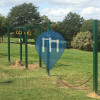London - Outdoor-Fitnesspark - Hilly Fields