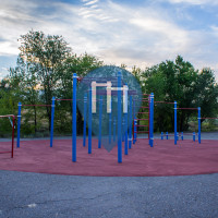 Volgograd - Street Workout Park - Diorit