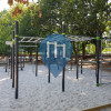 Outdoor Gym - Ponteareas - Parque sw ferro ucha