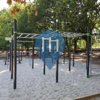 Outdoor Gym - Ponteareas - Parque sw ferro ucha