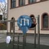 Гисен - Воркаут площадка - Ricarda Huch Schule