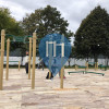 New York - Calisthenics Park - Tubby Hook