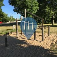 Milwaukee - Street Workout Park - Pulaski Park