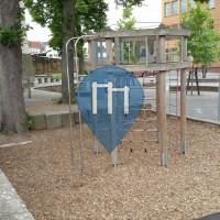 Bad Wildungen - Fitness Playground - Grundschule Breiter Hagen