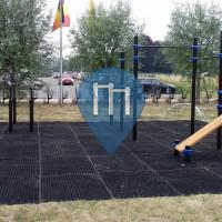Lier - 徒手健身公园 - Jeugdhuis De Moeve