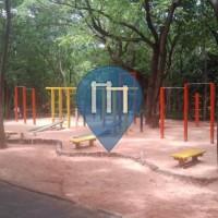 Asuncion - Parque Street Workout - Parque de la Salud