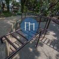 Bangkok - Outdoor Exercise Park - Taksim Park