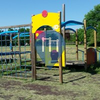 Carpi - Playground Pull Up Bar - Parco delle Regioni