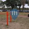 Воркаут площадка - Comuna 01 - Outdoor Gym Puerto Madero Estacion E