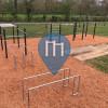 Hengelo - Parc Street Workout - Groot Driene