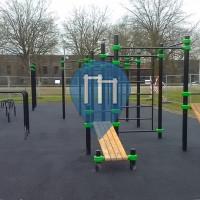 Ghent - 徒手健身公园 - Rabotpark