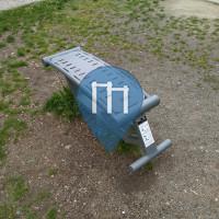 Ginásio ao ar livre - Verneuil-sur-Seine - Fuga de fitness