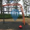 Milton Keynes - уличных спорт площадка - Willen Lake South