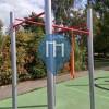 Воркаут площадка - Вандёвр-ле-Нанси - Street Workout Gym Parc Richard Pouille