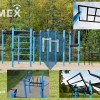 Vintirov - Street Workout Park - COLMEX