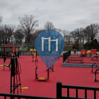 North Bergen - Outdoor-Fitnessstudio - James J. Braddock North Hudson County Park