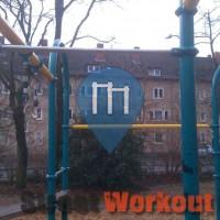 Ludwigshafen - 徒手健身公园