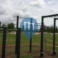 Castres - 徒手健身公园 - Etange du Dicosa