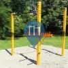 Dąbrowa Górnicza - Street Workout Park - Flowparks
