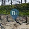 Gimnasio al aire libre - Tarragona - Parque de barras parque Francolí