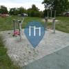 Fuga de fitness - Frankfurt an der Oder - Klimmzugstange am Platz der Begegnung
