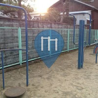 Osaka - Outdoor Fitness Stations - Toyono District