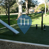 Winston Hills - Outdoor Exercise Gym - Lions Park