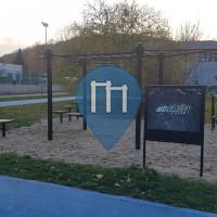 Parque Calistenia - Bratislava - No limits park