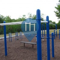 Indianapolis - Exercise Park - North Westway Park