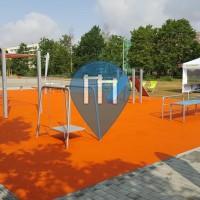 徒手健身公园 - 莱比锡 - Fitness-HotSpot Grünau