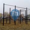 Тчев - Воркаут площадка - Akajcowa