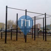 Tczew - Calisthenics Park - Akajcowa