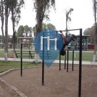 Lima - Outdoor Fitnessstudio - Parque de los Anillos