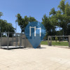 Talca - Street Workout Anlage - Parque  Piduco