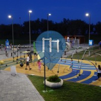 Duna Verde - Parkour Park - Pra' delle Torri
