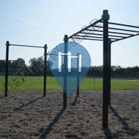 Karlsruhe - Parc Calisthenics - Polizeisportverein - Barmania.Pro / Playparc
