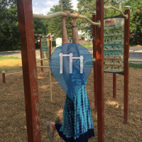 Columbus (OH) - Outdoor Fitness Station - Crestview Park
