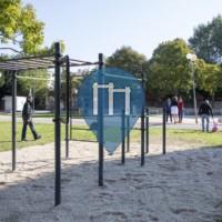 Calisthenics Stations - Bratislava - Daliborovo námestie Octago Workout Park