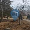 Vernon Rockville - 徒手健身公园 - Dart hill park