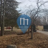 Vernon - Outdoor-Fitnessstudio - Dart hill park