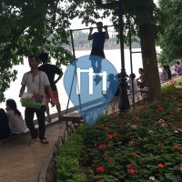 Hà Nội - Outdoor Gym - Hoan-Kiem