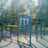 Berlin - Outdoor Fitness Corner - Marzahn