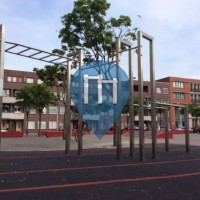The Hague - Parque Calistenia - Ijslander (BarForz)