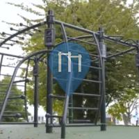 Parc Musculation - Nottingham - University of Nottingham - Active Trail - Station 4