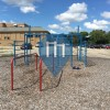 Milwaukee - Calisthenics Workout Area -  Saint Matthias School