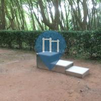 Калдаш-да-Раинья - уличных спорт площадка - Mata Dona Leonor