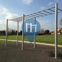 Perpignan - 户外运动健身房 - Parc Maillol