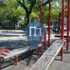 New York - Outdoor Fitnessstation - Moore Homestead Playground (Queens)